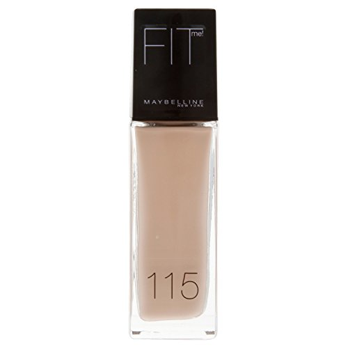 Maybelline Fit Me Liquid Foundation, 30 ml - 115 Ivory