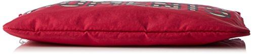 Kipling K12415, Borsetta da Polso Donna, (pacco da 3) Multicolore (Cherry Pink Com)