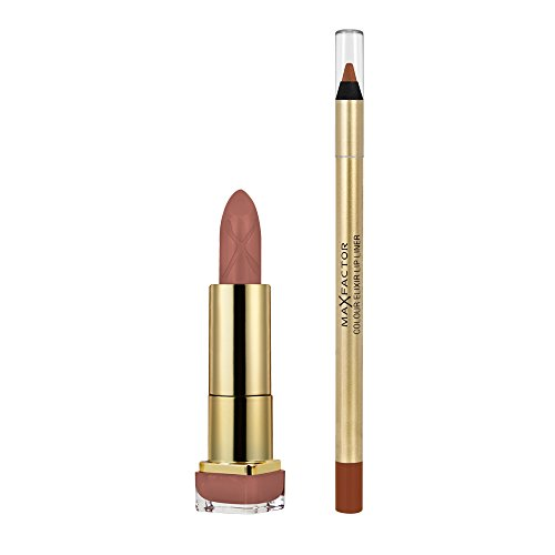 max-factor-color-del-lapiz-labial-elixir-745-burnt-caramel-ademas-gratis-lip-liner-14-brown-y-desnud