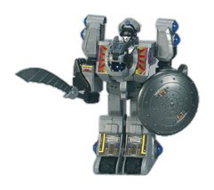Simba 3574096-Planet Fighter-shie ldbot Transformer