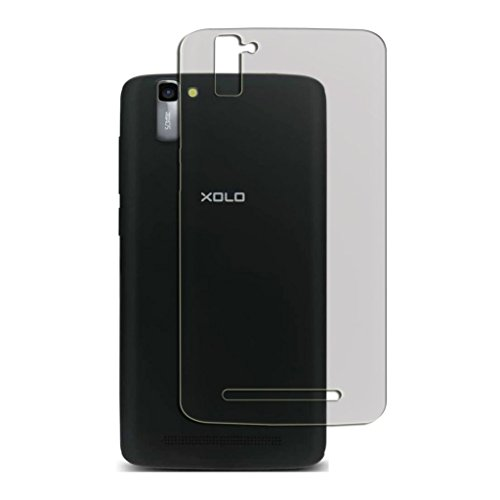 Noise Transparent Clear Silicone Jelly Soft Case Back Cover For XOLO Era 2