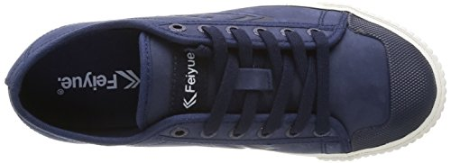 Feiyue Fe Lo Ii, Baskets mode mixte adulte Bleu (816)