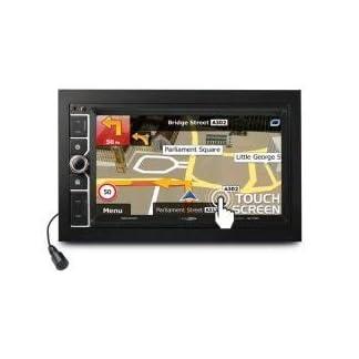 Caliber-RMN801bt-Navigationsgert-Festeinbau-Europa-mit-Doppeldin-Touchscreen