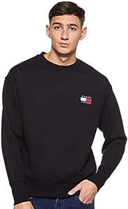 Tommy Hilfiger Men's TJM Badge Crew Sweats