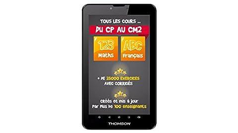 Thomson TEO-QD7BK8E Tablette tactile 7