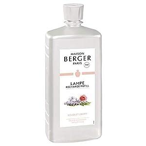 Lampe Berger Raumduft Nachfüllpack Bouquet Liberty / Frühlingshafte Leichtigkeit 1 L