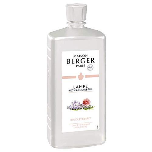 Lampe Berger Parfum Printemps Bouquet d'ambiance Plastique Transparent 1000 ML
