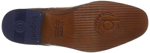 Bugatti U0815PR1 Herren Derby Schnürhalbschuhe Braun (braun 600)
