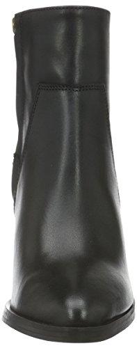 Buffalo London - Es 30795 Nappa, Stivali bassi con imbottitura leggera Donna Nero (Nero (PRETO 01))