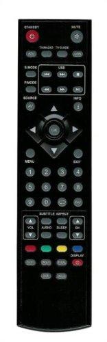 Remote Control for TV Technika model LCD40-271