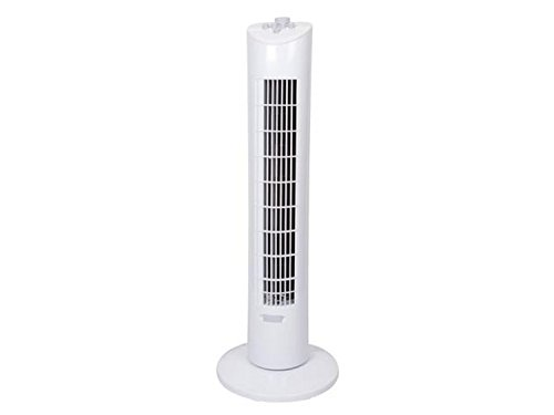 Perel cfant01N Torre Ventilador de 3niveles de velocidad de oscilante de 60W