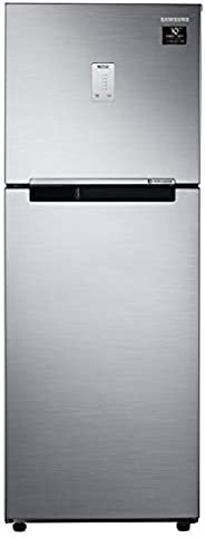 Samsung 253 L 3 Star with Inverter Double Door Refrigerator (RT28A3453S8/HL, Elegant Inox)