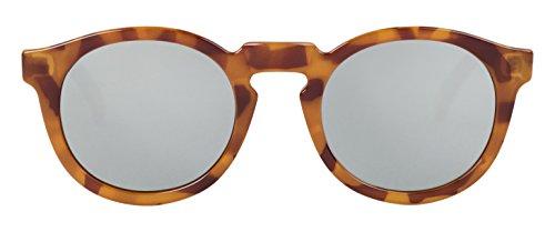 MR BOHO Unisex Leo tortoise Sonnenbrille, mehrfarbig, onesize
