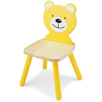 Pintoy Wooden Bear Chair
