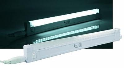 LED Unterbauleuchte 40cm lang, kalt-weiß 230V von Chilitec auf Lampenhans.de