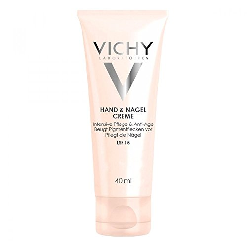 VICHY HAND & Nagelcreme 40 ml Creme