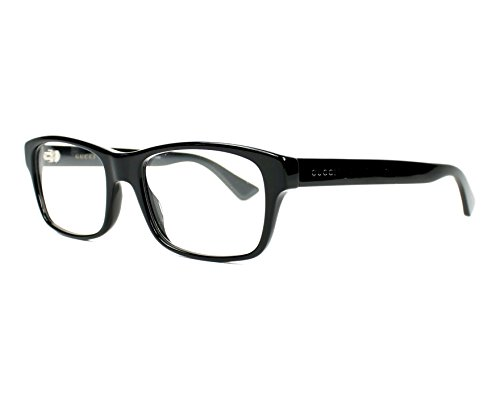 Gucci Gestell 0006O_005 (55 mm) schwarz