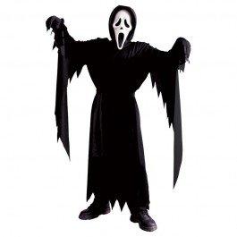 rter Schrei-Kinderkarneval / Halloweenkostüm - eine Größe (Scary Movie Kostüm Ideen)