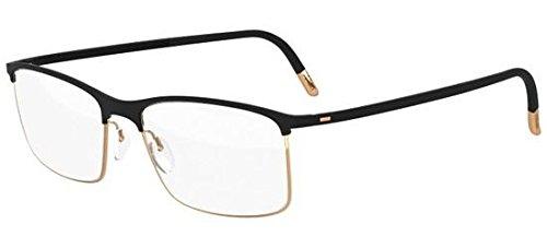 Schwarzkopf Brillen Silhouette URBAN FUSION FULLRIM 2904 BLACK GOLD Unisex