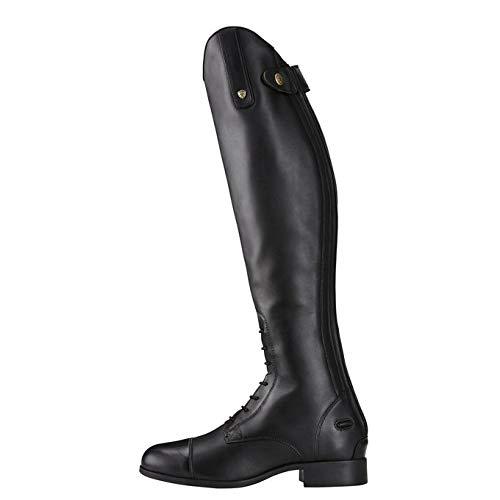 Ariat Reitstiefel Heritage Contour II Field Zip Black | Farbe: Black | Größe: 6 (39) | Schaftform: Medium-Wide