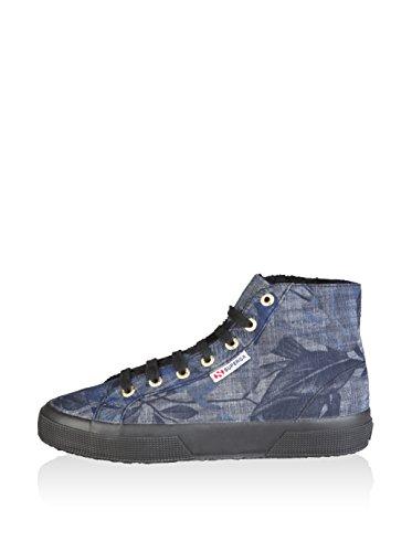 Superga Donna Sneakers stringate Denim