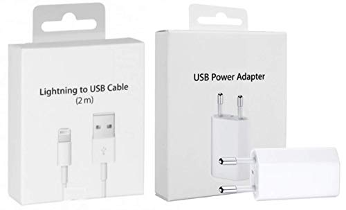 MyPhone® Original Box Kit 2 1 Cable 2mt Enchufe Cargador