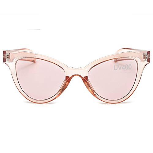 Kjwsbb Sonnenbrille Frauen Neue Trend Kleine Sonnenbrille Bunte Transparente Sonnenbrille Damen Eyewear