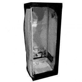 Chambre de culture 60 x 60 x 160 cm - Black Silver