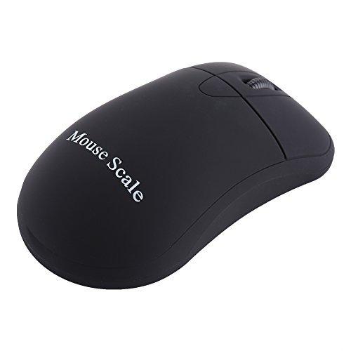 Fdit Mini Taschenwaage 100g / 200g / 300g / 500g von 0,1g / 0,01g Portable Digital Schmuck Gewicht Und Rechner LCD Display(500g/0.01g)