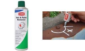 CRC Farb- und Klebstoffentferner INK & PAINT REMOVER, 500 ml VE = 1