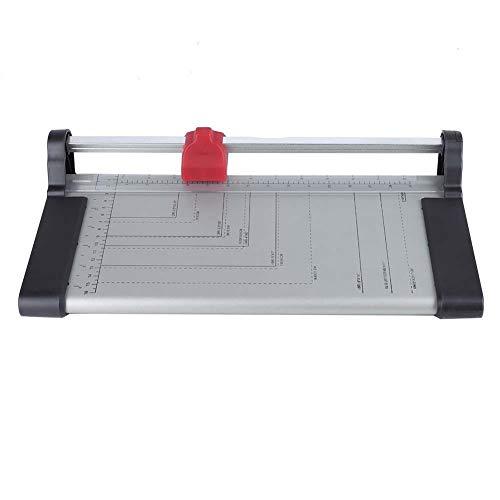 Papierschneider Guillotine Stapel Papierschneider 15 Zoll Papierschneider Scrapbook Photo Cutter Fit Beide Home Office -