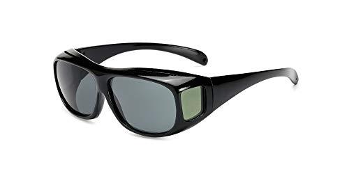 GOWE Ajuste Sobre Gafas sol Hombres Mujeres - Gafas