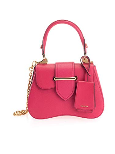 Prada Luxury Fashion Damen 1BN011VCJGNZVF01BK Rot Handtaschen | Herbst Winter 19