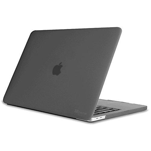 Fintie MacBook Pro 13 Hülle 2017 & 2016 - Ultradünne Hochwertige Matt Gummierte Hartschale Tasche Schutzhülle Snap Case für NEUESTE 13-zoll MacBook Pro 13