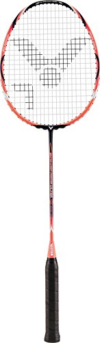 Victor Light Fighter Ultra Badmintonschläger, Orange, One Size