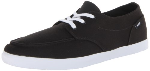 Reef Deck Hand 2, Sneaker Uomo Black/White/Red