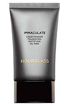 Hourglass Immaculate Liquid Powder Foundation Mattifying Oil Free IVORY 1 oz by Hourglass