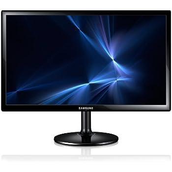 Samsung S27C350H 68,6 cm (27 Zoll) PC-Monitor (HDMI, 5ms Reaktionszeit) schwarz glänzend