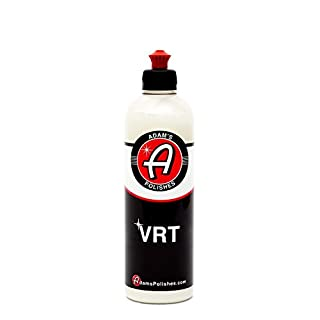 Adam's VRT Tire & Trim Dressing - Durable UV 35 Protection and Water Repellent - Leaves a Crisp Freshly Detailed Look - Dress Your Tires or Trim Without Worry of Slinging (16 oz)
