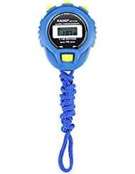 73JohnPol KD-6128 Cronografo Timer Digitale Cronometro Sport Contatore Contachilometri Orologio Digitale Impermeabile LCD cronometro Contametri