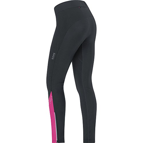 Gore Running Wear Mythos 2.0 Thermo, Collant Donna Nero/Rosa
