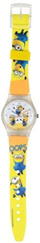 United Labels 0812245 - Minions Armbanduhr Oops (Banana Silikon)
