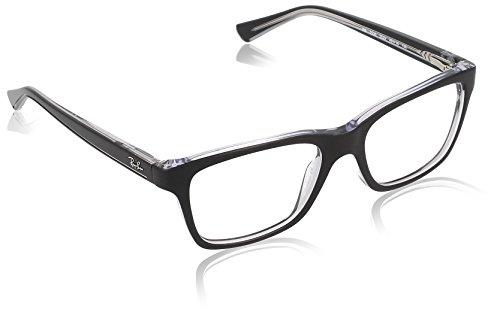 Ray-Ban Mädchen 0ry 1536 3529 48 Brillengestell, Schwarz (Nero),