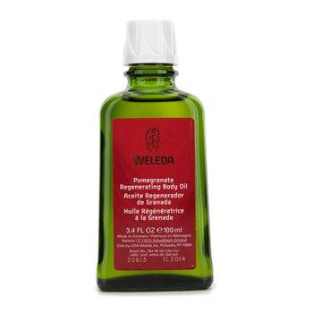 Weleda - Pomegranate Regenerating Body Oil - 3,4 oz.