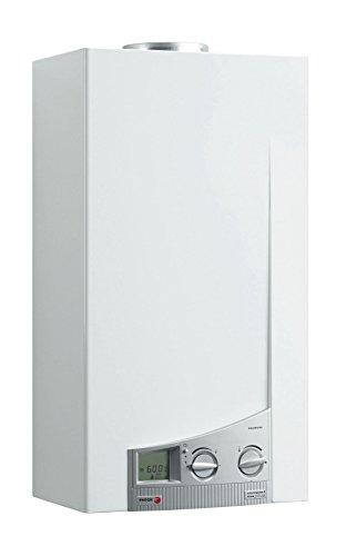 Fagor FEG-14D PLUS B calentadory - Hervidor de agua (Vertical, Depósito (almacenamiento de agua), Interior, Blanco, 14 L, Electrónico)