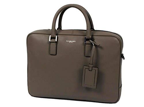Michael Kors Akten-/Laptoptasche - Grau - Leder (Michael Kors Lap Top Taschen)