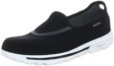 Skechers Go WalkOriginal Women's Trainers - Black/White, 2 UK