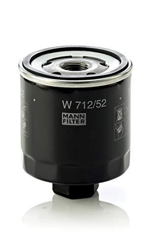 Original MANN-FILTER Ölfilter W 712/52 - Für PKW