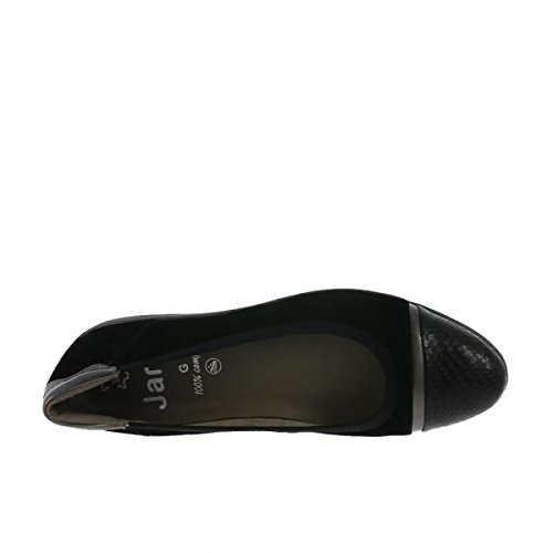 Jana 22104-20 Shoes Black