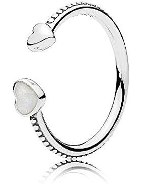 Pandora 191045EN23-56 Ring Herzen der Liebe
